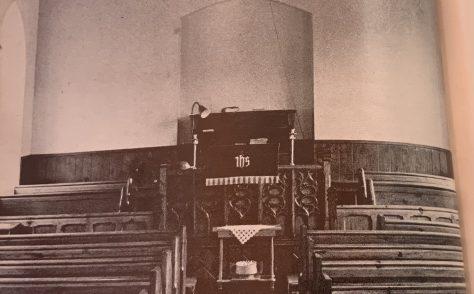 Heasley Mill Wesleyan Chapel, South Molton