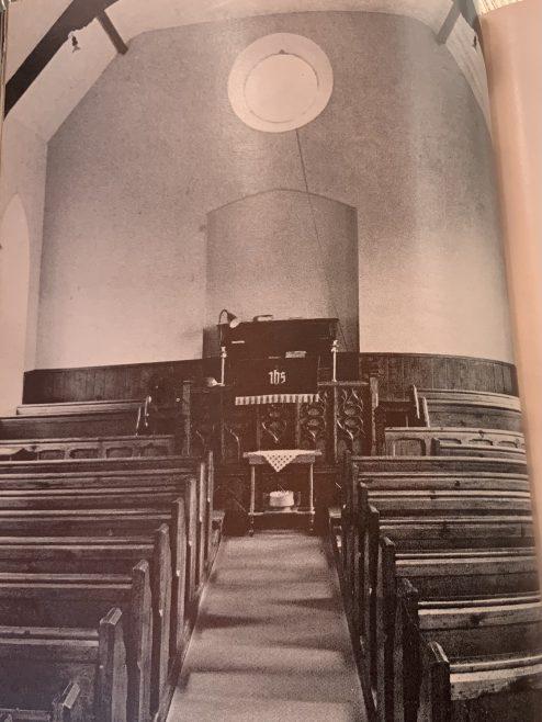 Heasley Mill Wesleyan Methodist Chapel