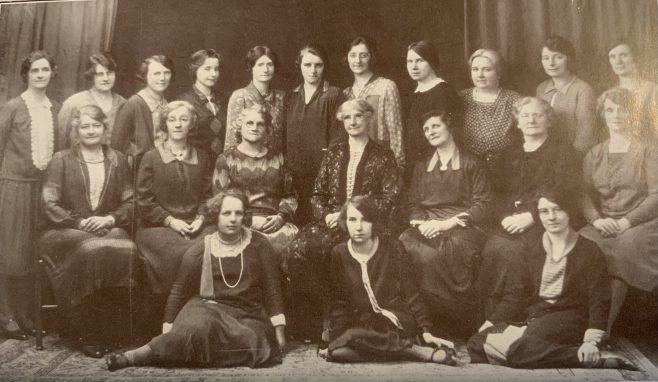 Raikes Parade Wesleyan Methodist Church Ladies class