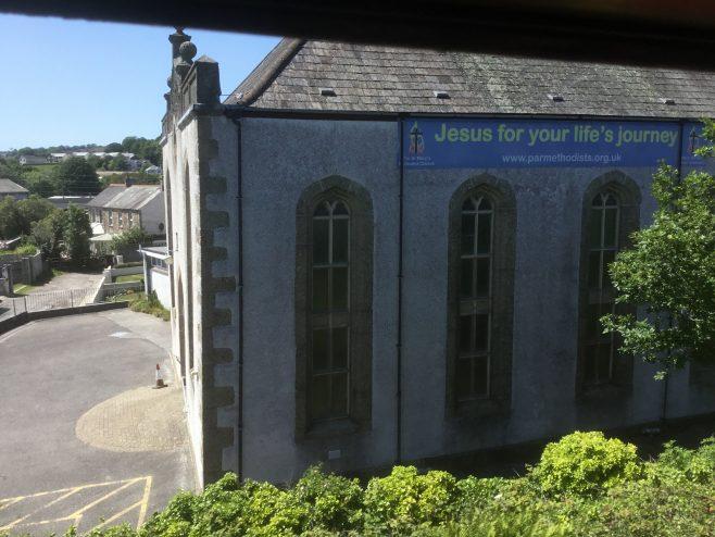 Par Wesleyan Methodist Church Cornwall