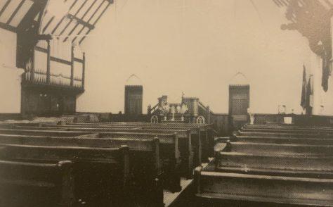 Brown Edge, Norton St John Wesleyan Methodist Church
