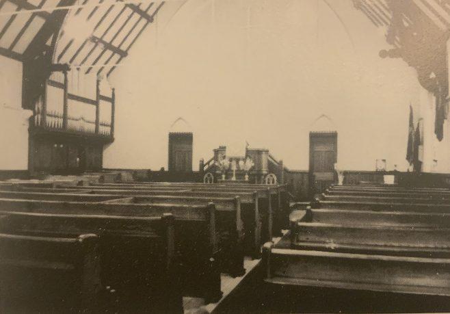 Norton St John Wesleyan Methodist Church, Brown Edge Burslem, Stoke on Trent