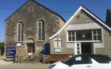 Cubert Wesleyan Church