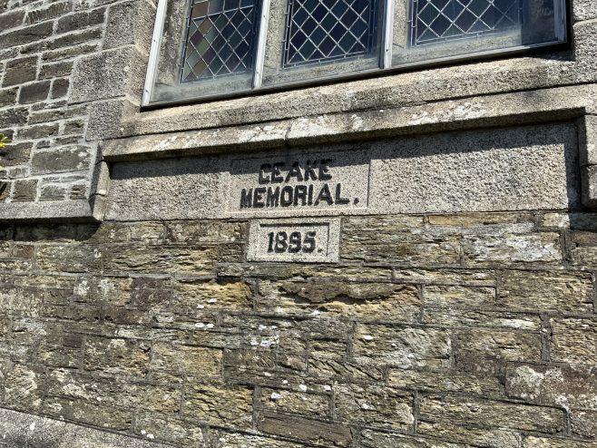 Trevelmond former Wesleyan Methodist Church