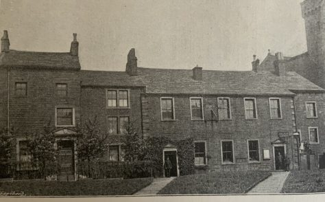 Burnley, Keighley Green Wesleyan Methodist Church