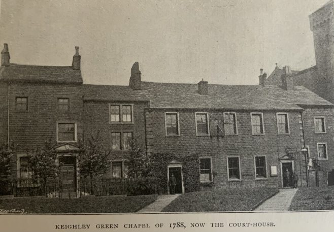 Keighley Green Wesleyan Methodist Church
