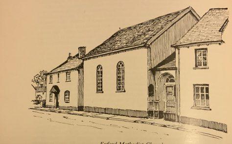 Exford Wesleyan Methodist Chapel