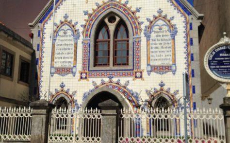Porto Wesleyan Church, Portugal