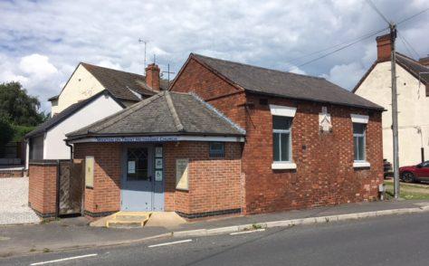 Weston on Trent Ebenezer Wesleyan Methodist chapel