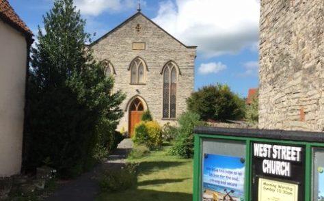 Somerton Wesleyan Methodist chapel