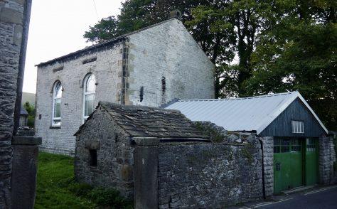 Castleton Wesleyan Methodist chapel, Back Lane