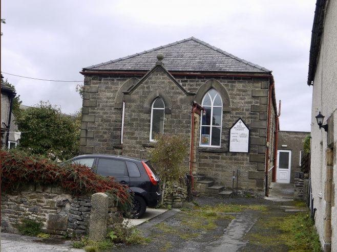 Hope Methodist Church   Philip Thornborow, 2021