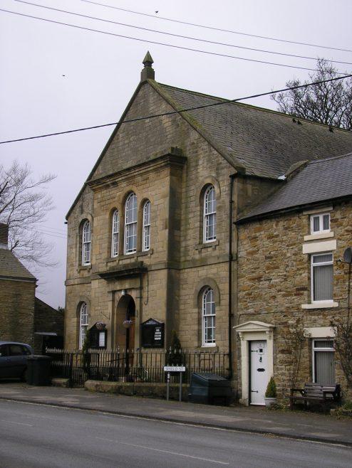 01 Allendale Town WM Chapel, 16.02.2014 | G W Oxley