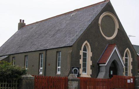 Broughton Moor (Wyndham Row) Wesleyan Chapel, Cumberland