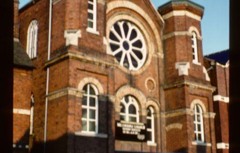 Homend Chapel, Ledbury