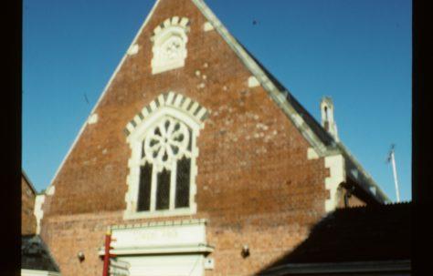 Leominster - Burgess Street