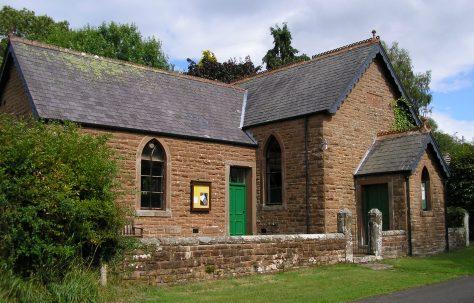 Stockdalewath WM Chapel Cumbria