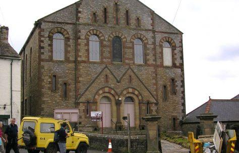 Alston WM Chapels