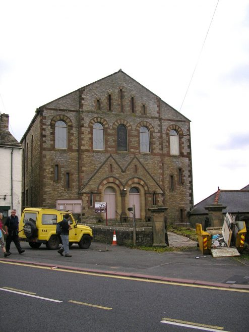 Wesleyan Chapel,Alston, Sept 2008 | G W Oxley