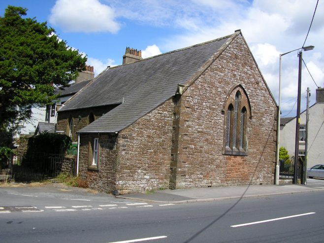 Abbeytown Wesleyan Chapel (i), 6 July 2014 | G W Oxley