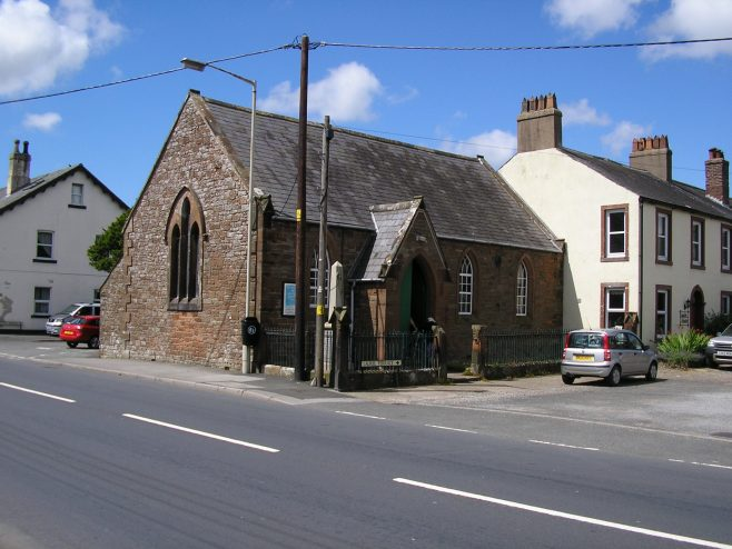 Abbeytown Wesleyan Chapel (ii), 6 July 2014 | G W Oxley