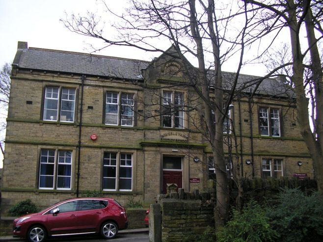 Almondbury WM Chapel, Sunday schools | G W Oxley