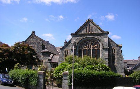 Ambleside, Millans Park, WM Chapel, Westmorland