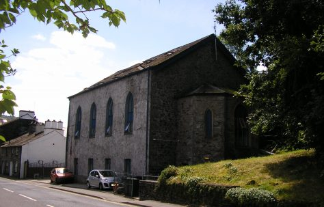 Ambleside, Rydal Road WM Chapel, Westmorland