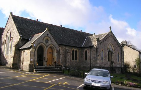 Arnside WM Chapel, Lancashire (now Cumbria)