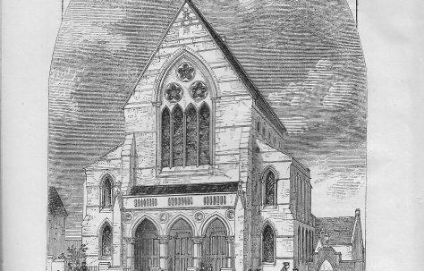 Ashby-de-la-Zouche Wesleyan chapel