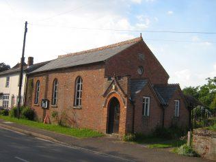 Hamstead Norreys Wesleyan Methodist Church 1854