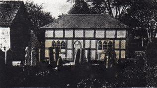 Original Chapel 1835-1874