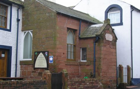 Bowness on Solway WM Chapel, Cumberland