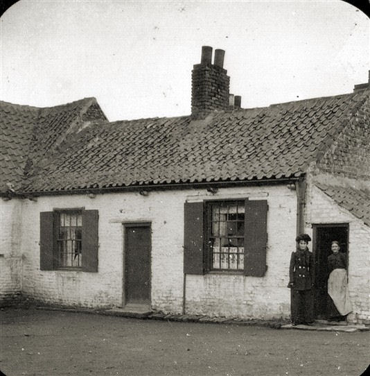 Brandy Lane Meeting House, Washington. opened c1750 | Bede Circuit Archive Collections