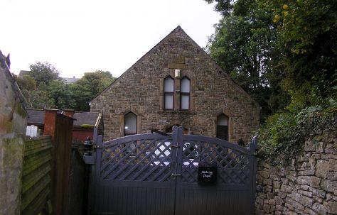 Bridgefoot WM Chapel, Cumberland