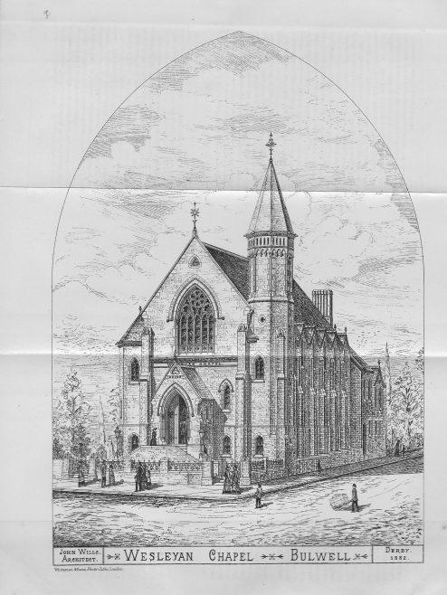 Bulwell Wesleyan Chapel | Wesleyan Chapel Committee