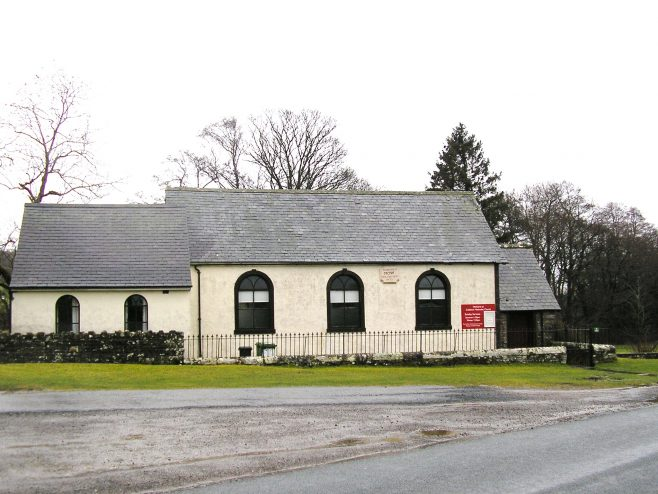 Caldbeck WM Chapel, 23.02.2014 | G W Oxley