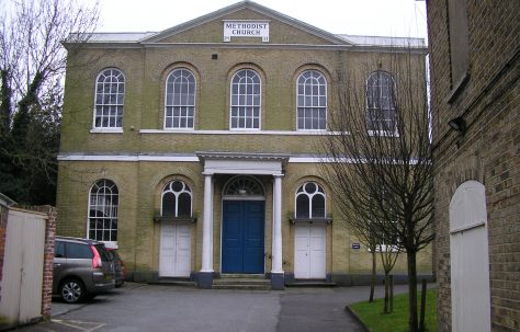 Canterbury Methodist Church, Kent