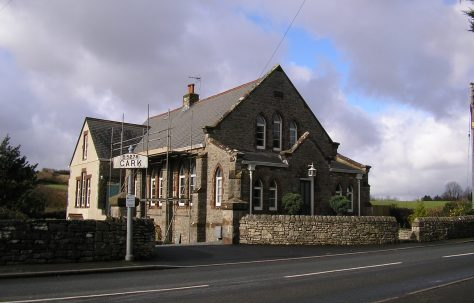 Cark, Station Road WM Chapel, Lancashire (now Cumbria)