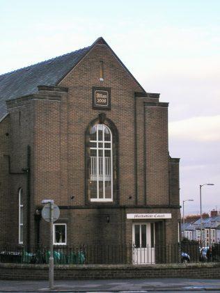 Carlisle, Currock Road WM, church from south   GW Oxley