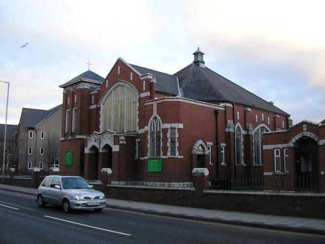 Carlisle, Wigton Road WM,chapel, 09.01.2014