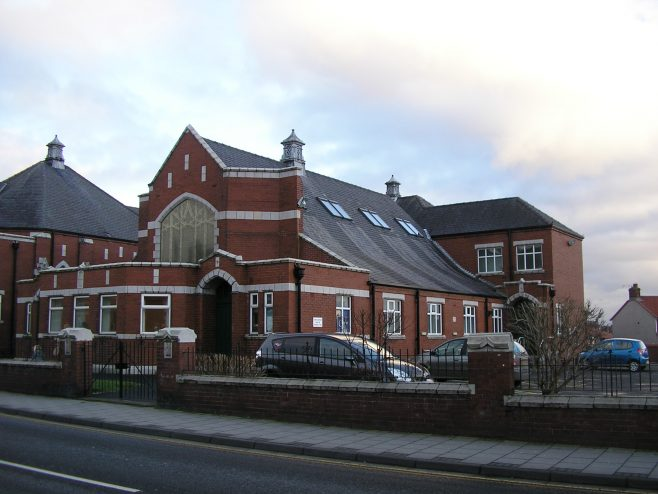 Carlisle, Wigton Road WM, halls, etc 09.01.2014 | GW Oxley