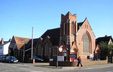 Caversham, Gosbrook Road Wesleyan Chapel, Berkshire