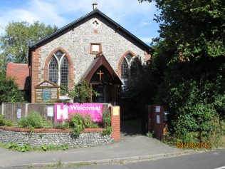 Effingham Methodist Chapel