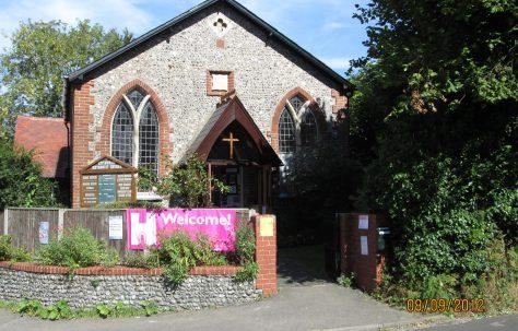 Effingham Methodist Chapel
