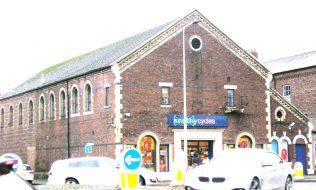 Church St-Caldewgate WM Chapel, general view, Dec 2014 | GW Oxley