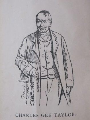 Charles Gee Taylor