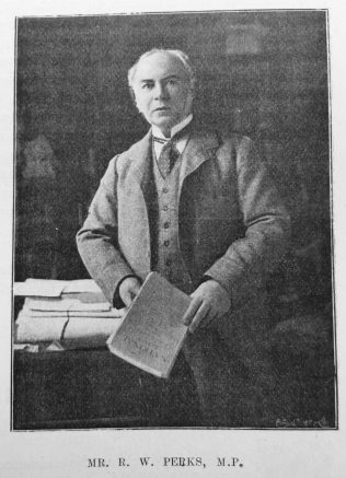 Robert William Perks M.P.