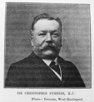 Sir Christopher Furness, M.P., J.P., D.L.