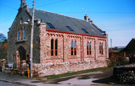 Hunsonby Wesleyan Methodist Chapel